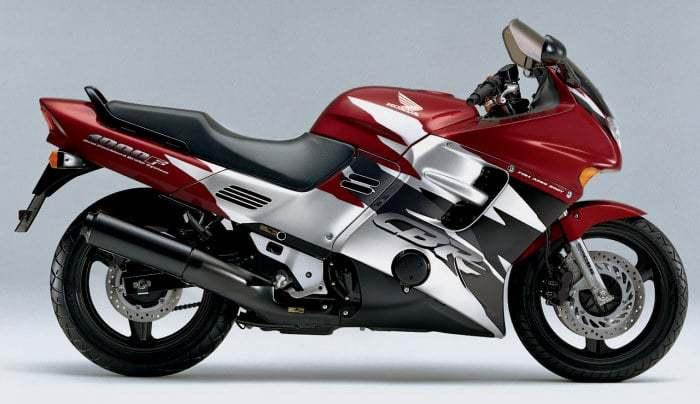 photo moto honda cbr 1000