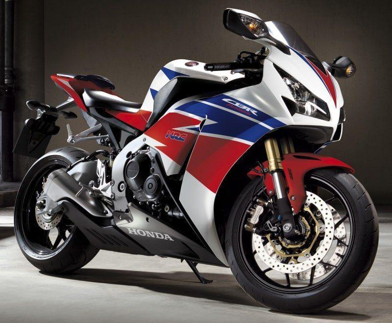 modèle moto honda cbr 1000