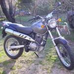 magnifique moto honda clr 125 cityfly
