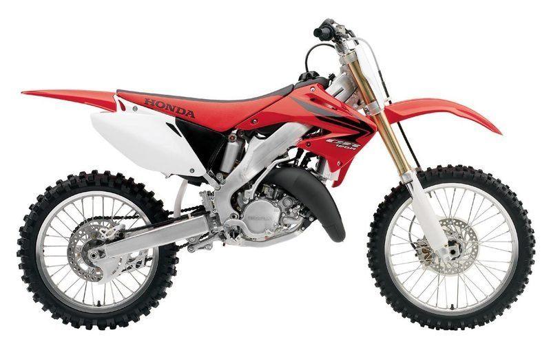 superbe moto honda cr 125