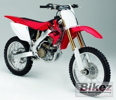 photo moto honda cr 125