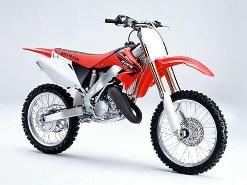 image moto honda cr 125