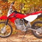 magnifique moto honda crf 100