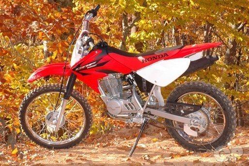 Moto Honda CRF 100