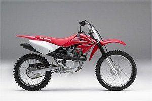 vue moto honda crf 100