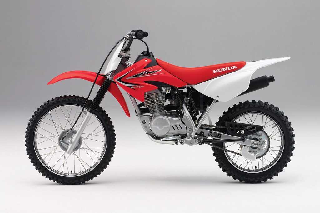 modèle moto honda crf 100