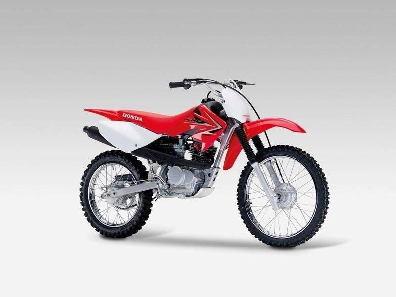 image moto honda crf 100