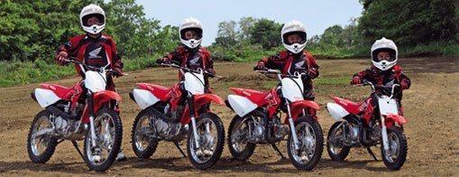 exemple moto honda crf 100