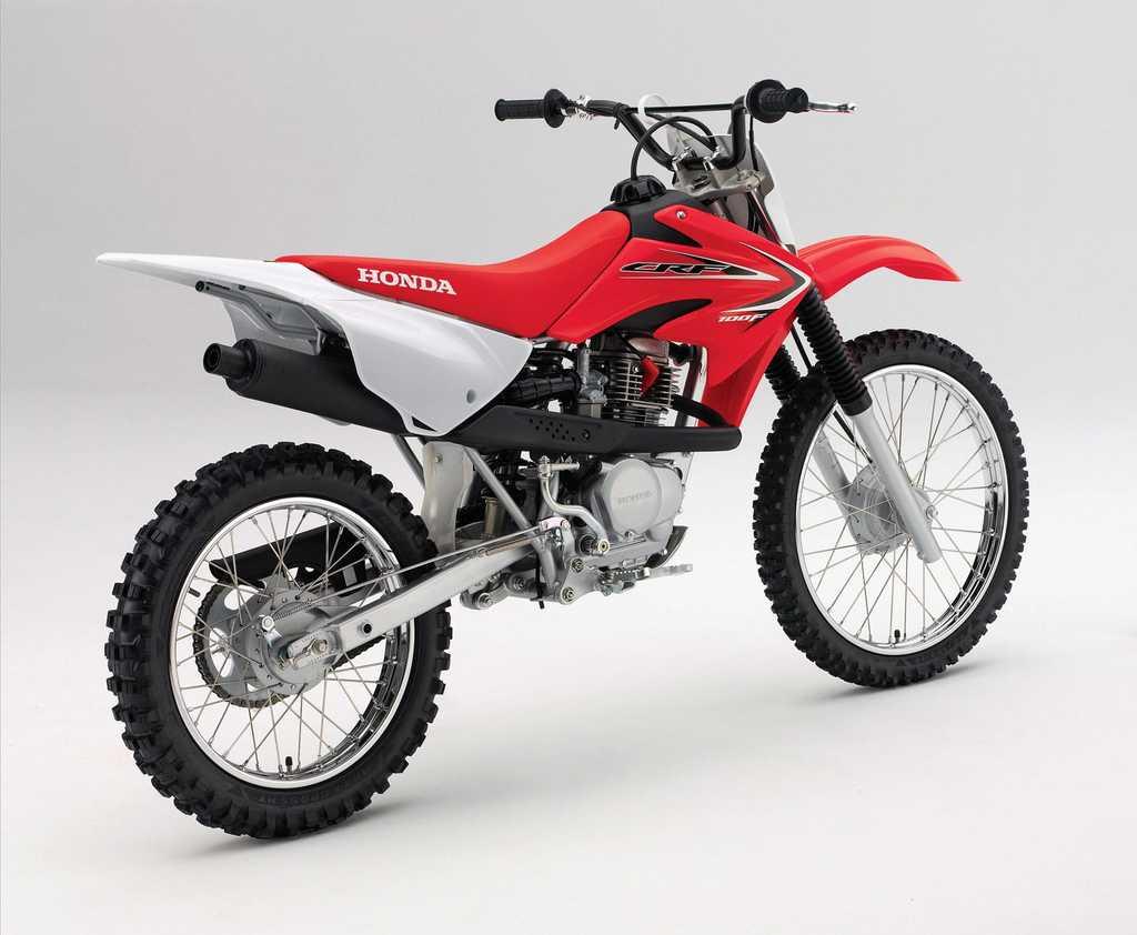 superbe moto honda crf 100