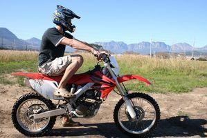 photo moto honda crf 100