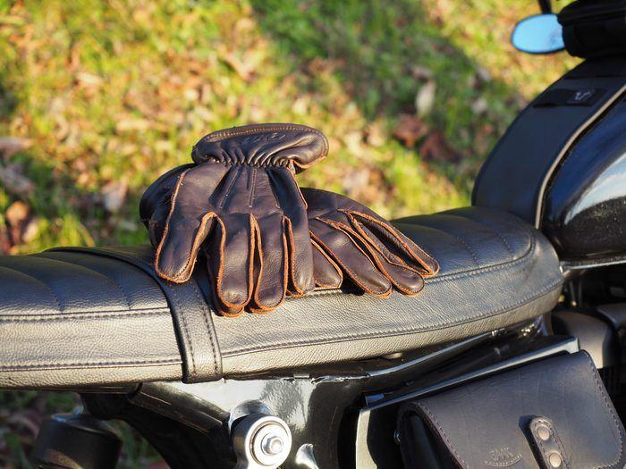 gants adaptés aux conditions météorologiques