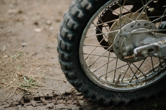 vérifier pneus