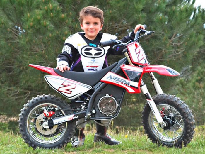 Le motocross est-il dangereux pour les enfants