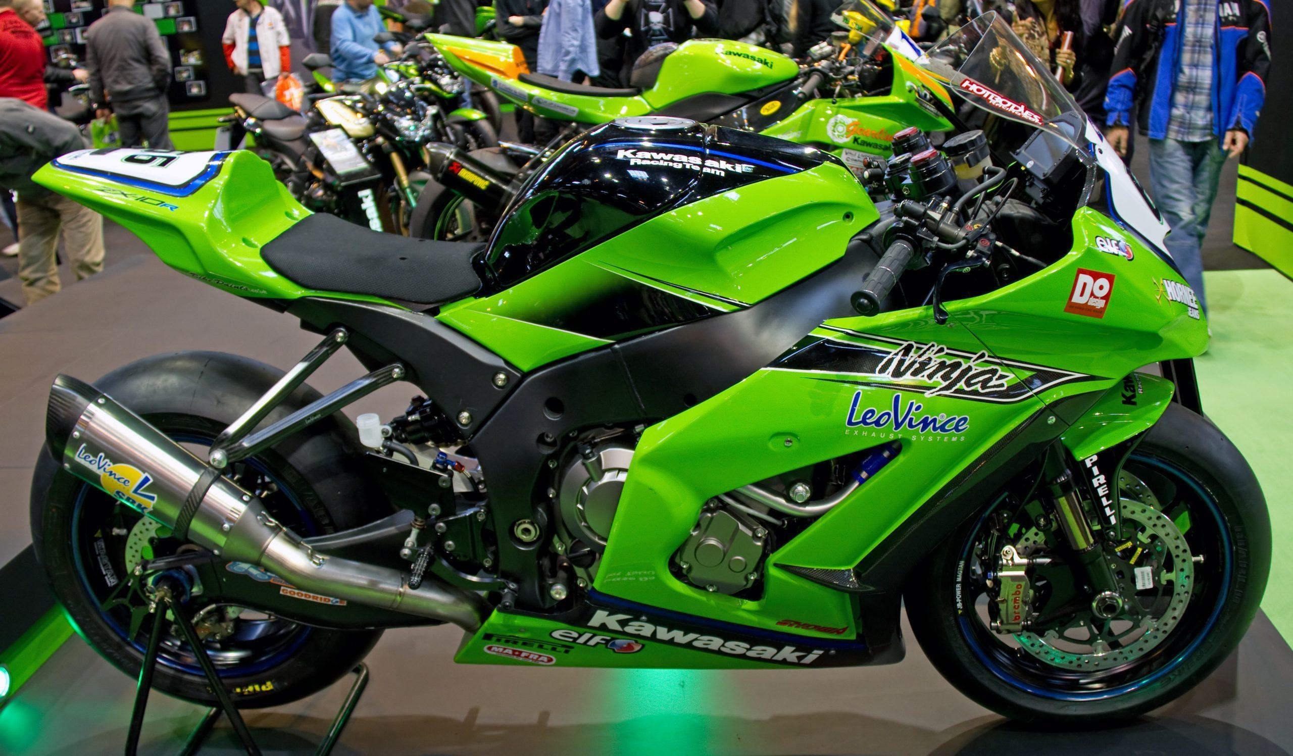 motos à grosse cylindrée